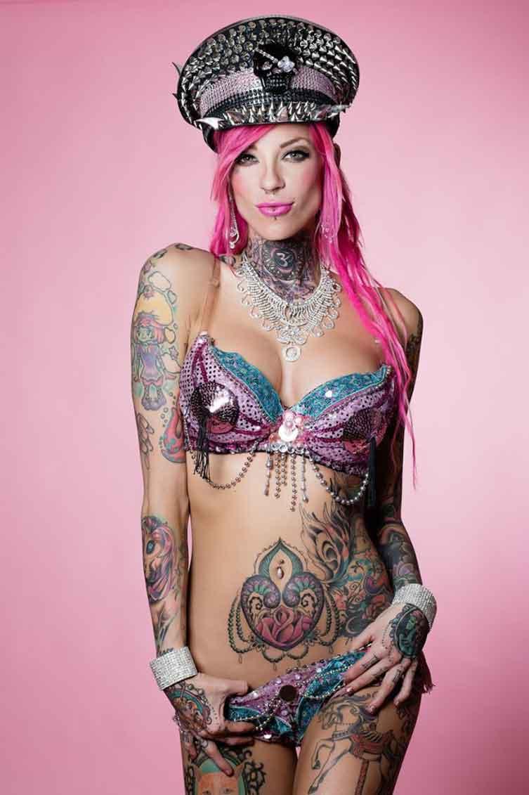 Bambu Jessica Tattoos