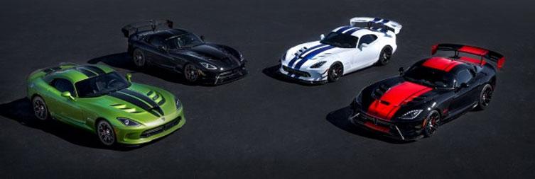 Dodge Viper Models