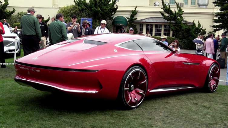Mercedes Maybach Vision 6 Concept 03