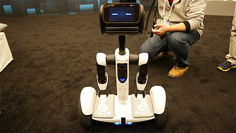 Segway Advanced Personal Robot