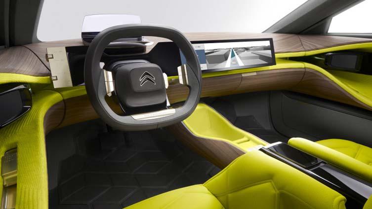 Citroen Interior Design