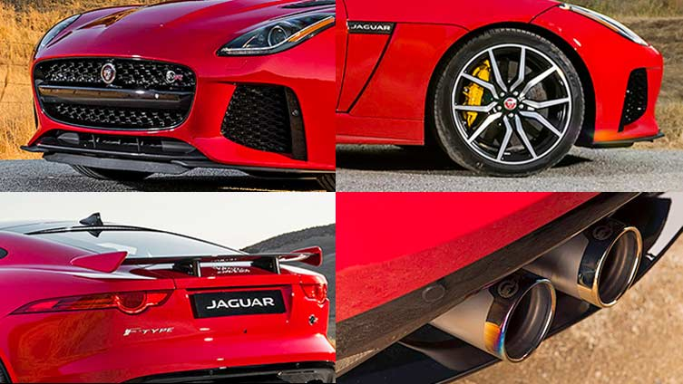 2017 Jaguar F-Type SVR 05