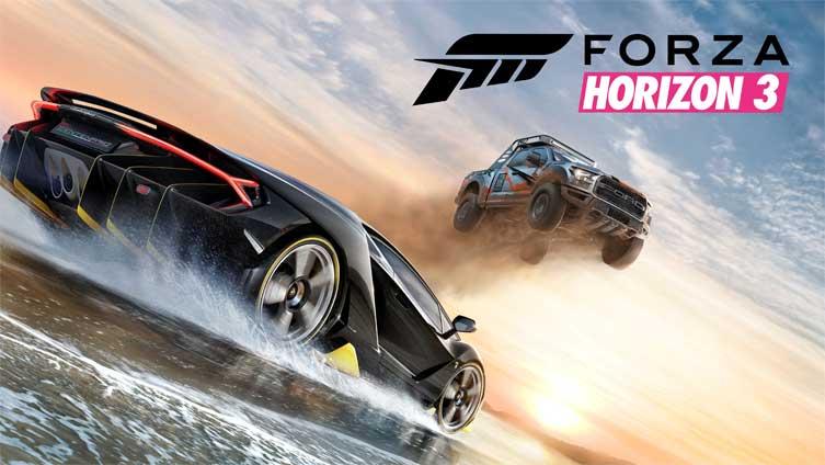 Forza Horizon 3 Poster