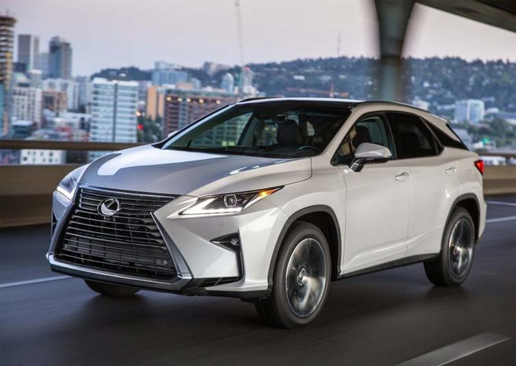 By A Wide Edge The Lexus Rx Is Most Prevalent Extravagance Suv In America Updated For 2016 S Emotional New Styling Shows Up Not To Have