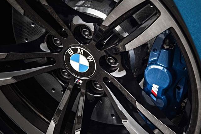 2017 BMW M2 Wheel