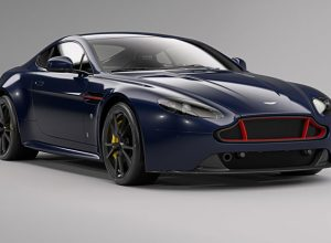 Aston Martin Releases Red Bull Edition