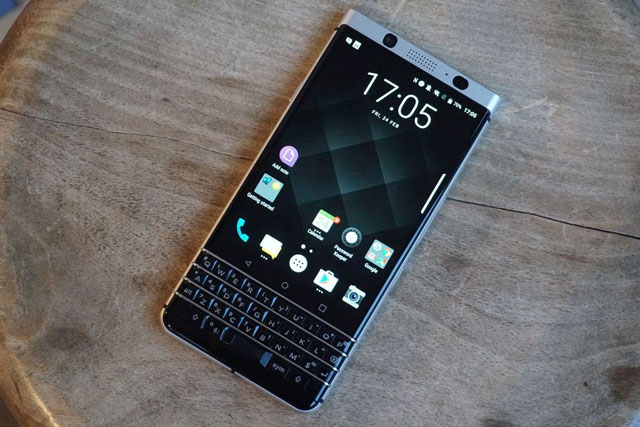 BlackBerry KEYone Launching