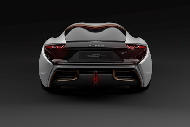 Electrolyte Supercar Concept