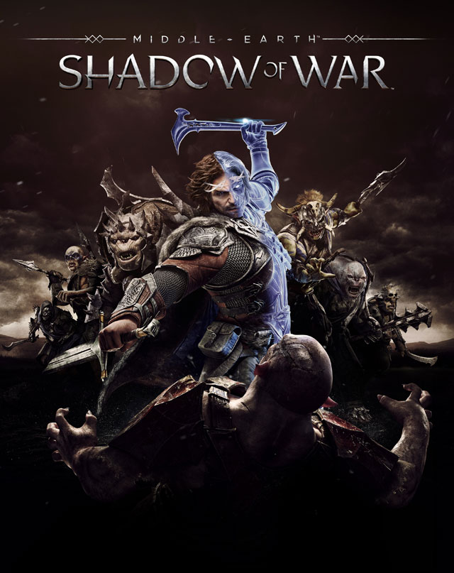 Middle Earth Shadow of War Poster