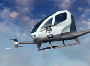 Self-Flying Taxi