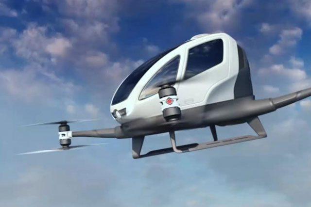 City Hawk Flying Car