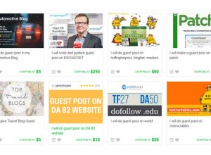 Fiverr Gigs You Can Sell to Make Money