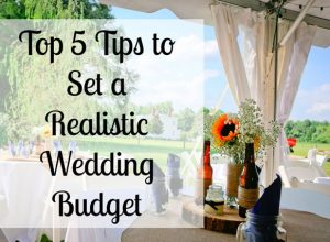 Realistic Wedding Budget
