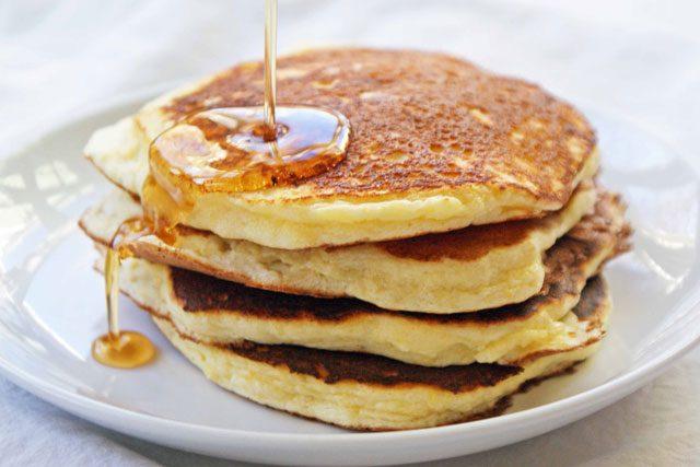 Turmeric Pancakes