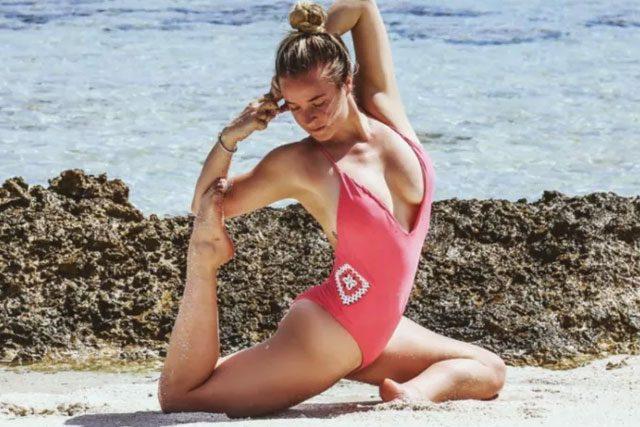 Used Yoga To Heal My IBS