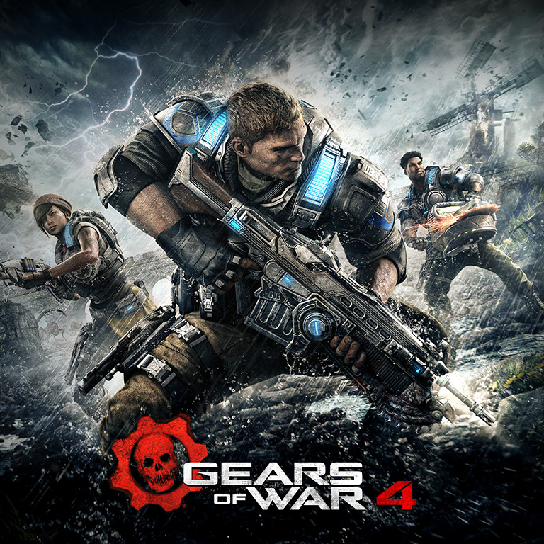 Gears Of War 4 Xbox One/PC Cross-Play Coming For Ranked Matches