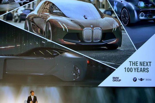 BMW Aims To Be Electrification