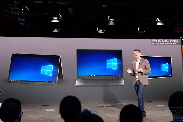 Windows 10 S is Microsoft's Answer