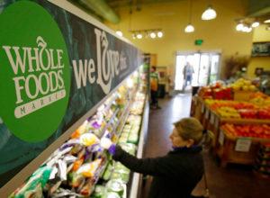 Amazon is buying Whole Foods