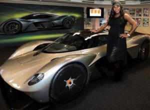 Aston Martin Valkyrie Revealed