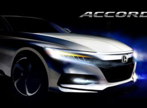 Honda Releases New Accord Concept Sketch