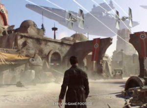 Visceral's Star Wars Game At E3