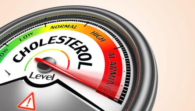 Cholesterol Level Under Control