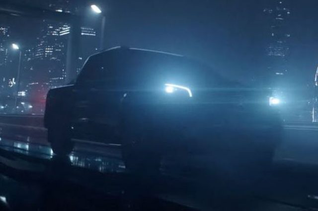 Mercedes-Benz X-Class Teased