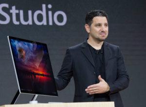 Microsoft Surface Apple Cool Factor
