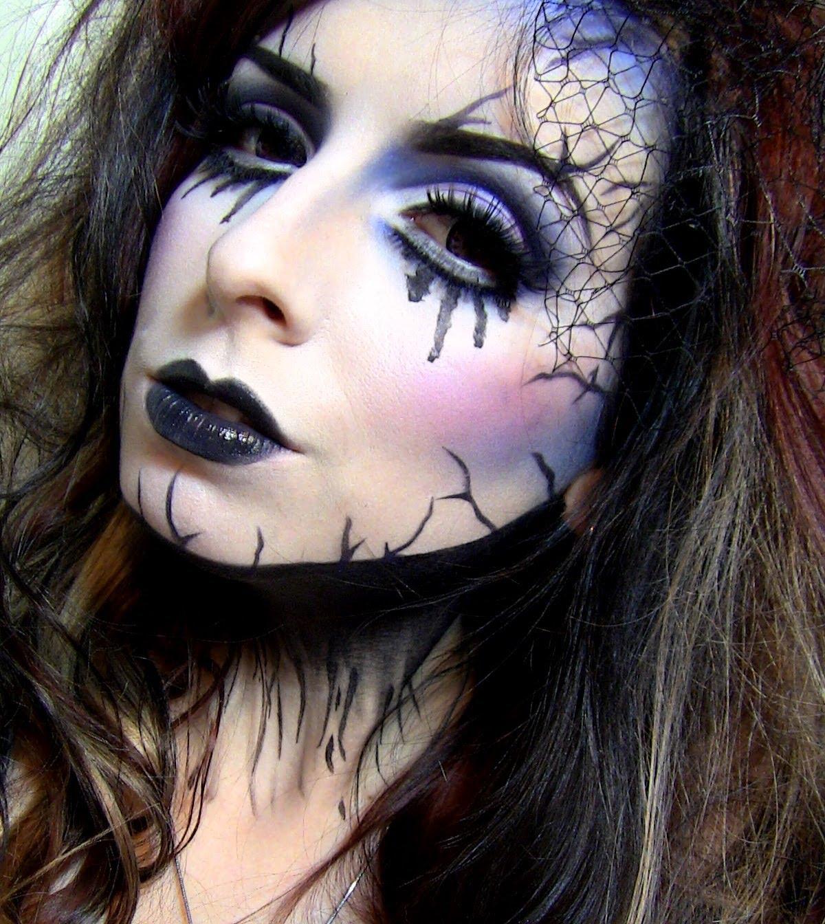 Vampire Bride Face Makeup Saubhaya Makeup