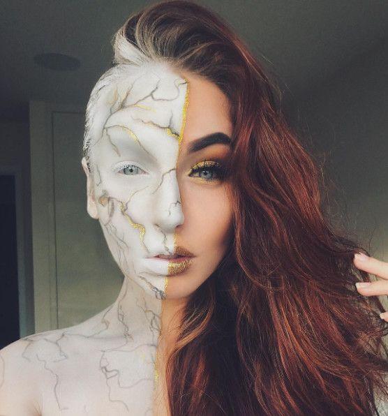31 Best Halloween Makeup Looks For Girls