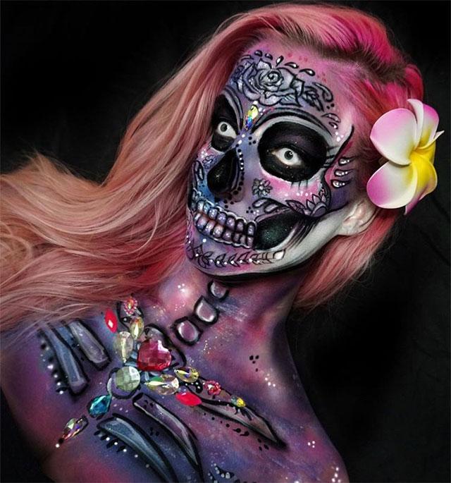 Candy Sugar Skull