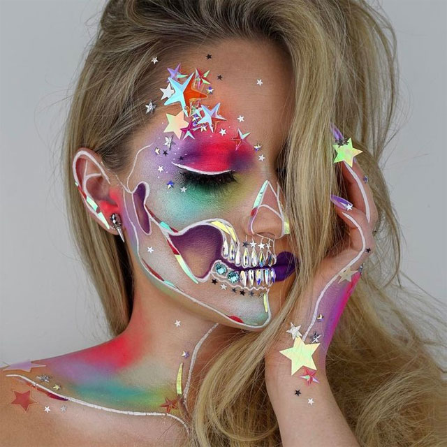 Halloween Makeup Looks 02