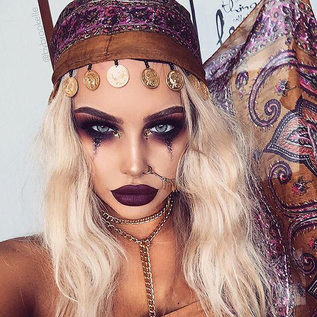Halloween Makeup Looks 03