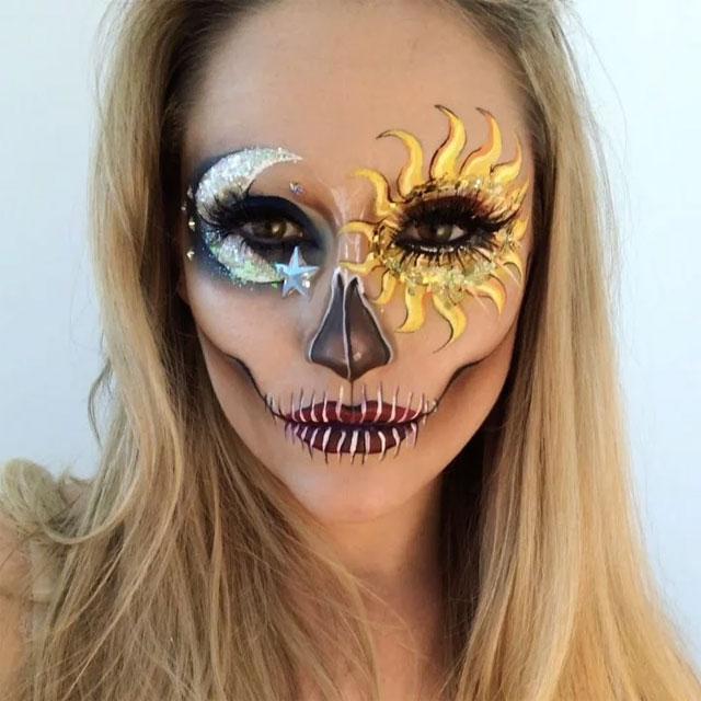 Halloween Makeup Looks 05