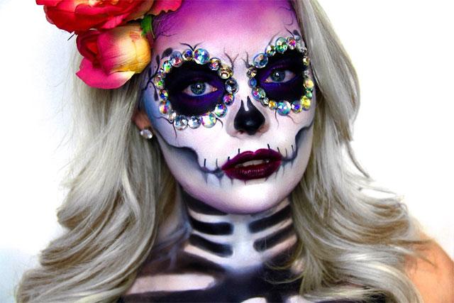 Halloween Makeup Looks 06