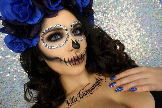 Halloween Makeup Looks 09