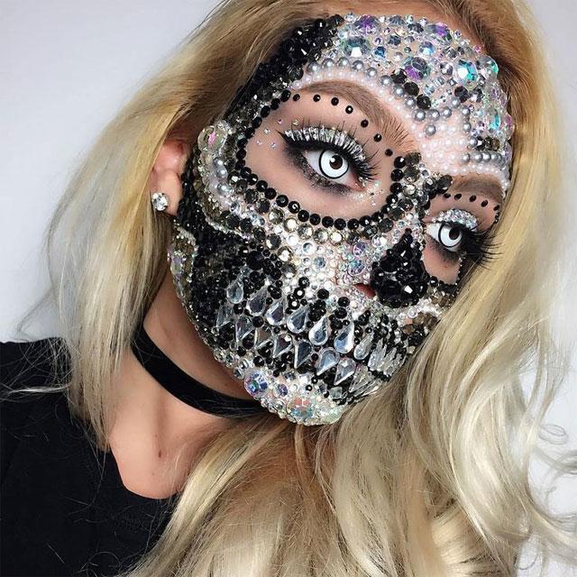 Halloween Makeup Looks 11