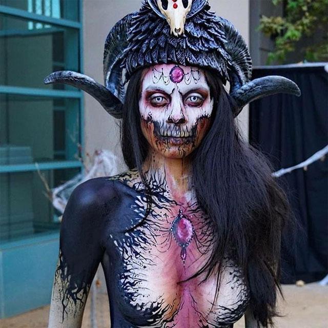 Halloween Makeup Looks 15