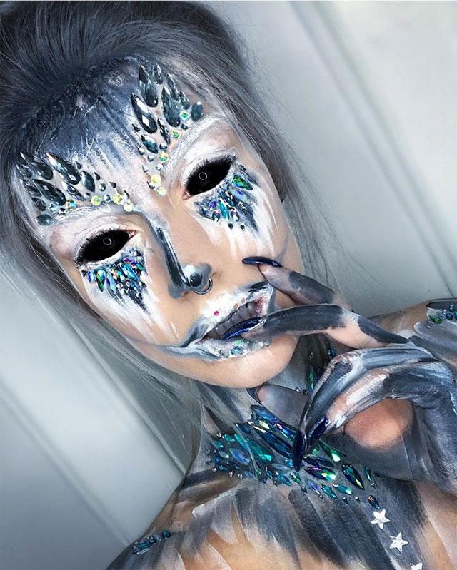 Halloween Makeup Looks 18