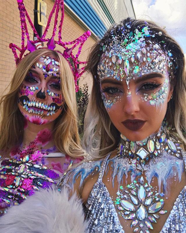 Halloween Makeup Looks 22