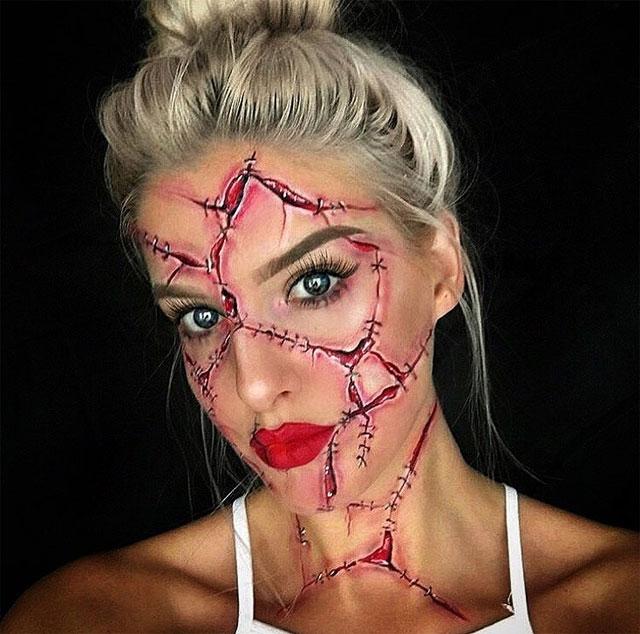 Stitchy Stitch Face