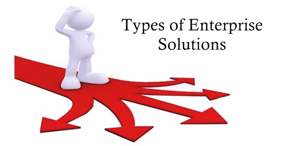 Types of Enterprise solution
