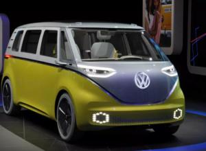Volkswagen I.D. Buzz Concept Microbuses