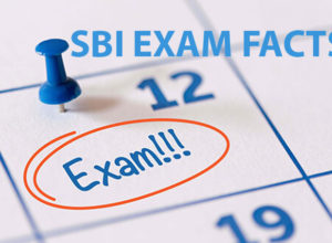 SBI Exam Facts