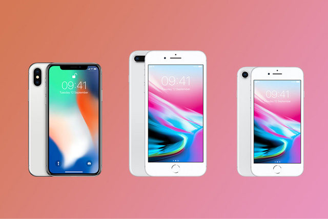 iPhone X and iPhone 8 Review