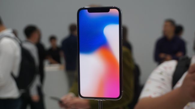 The iPhone X - check out its new design in full