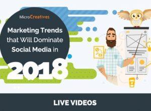 Social Media Marketing Trends 2018