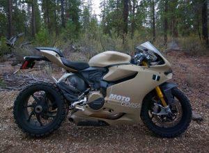 Dual Sport Motorcycle Tires