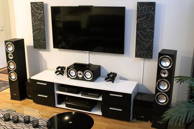 Teen Boy Sound System